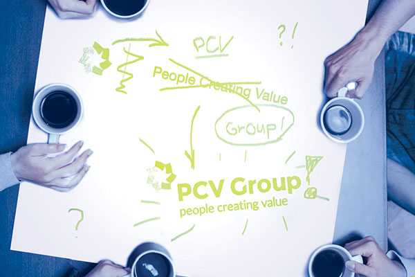 Restyling People Creating Value naar PCV Group