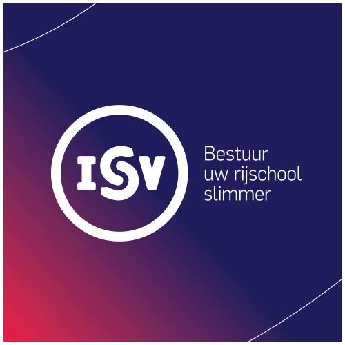ISV bestuurt uw rijschool slimmer